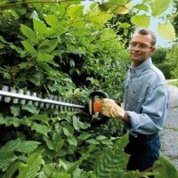 C&O Garden Machinery - Stihl hedgecutter