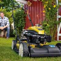 Cub Cadet mowers at C&O Garden Machinery