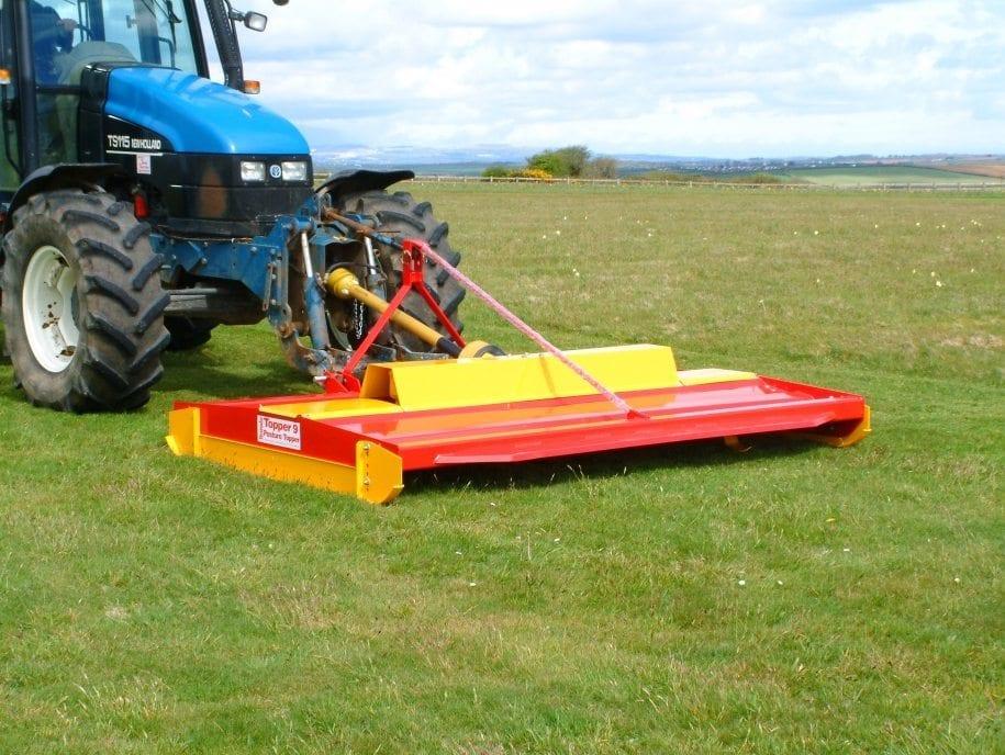 Teagle topper - Grassland at C&O Tractors