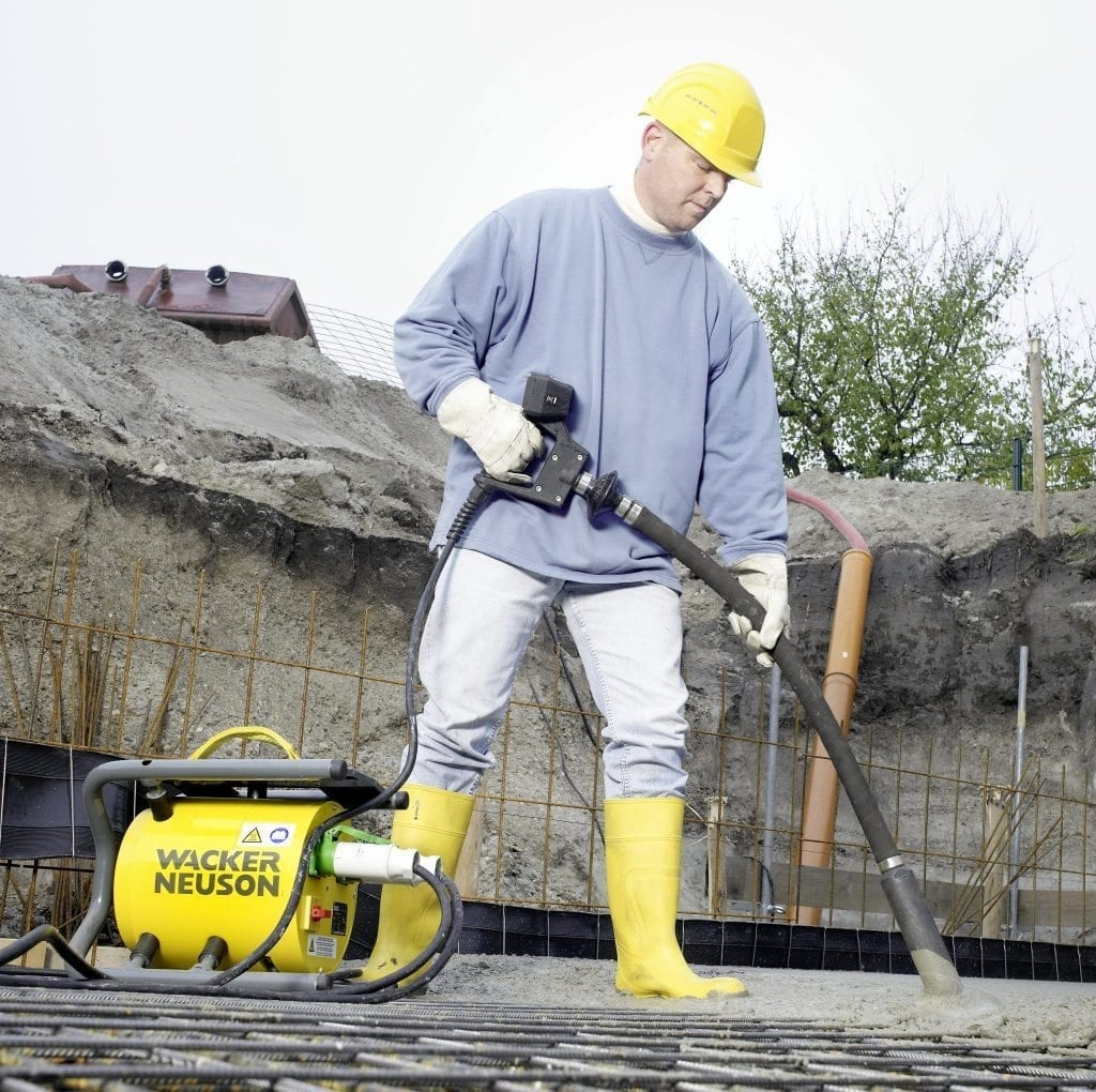 Wacker Neuson Light Equipment at C&O Construction