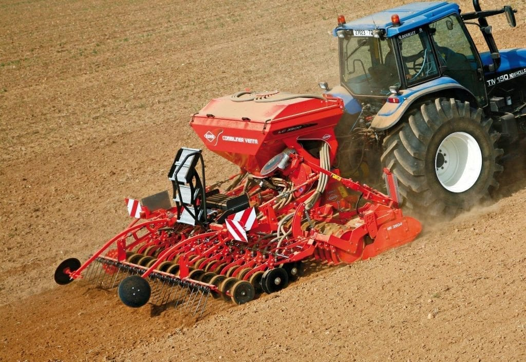 Drills at C&O Tractors - Kuhn Venta Drill