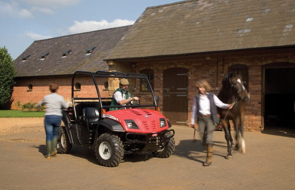 Massey Ferguson utility vehicle - MF 20 MD