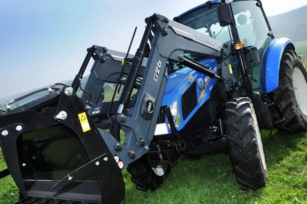 Quicke Q26 Loader - Loaders from C&O Tractors