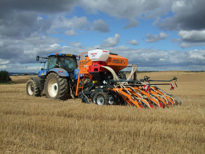 Drills at C&O Tractors - Mzuri Pro Til