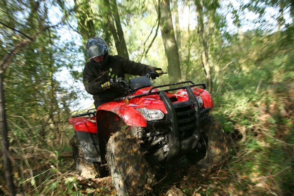ATVs & UTVs at C&O - Honda TRX420