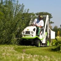 Etesia Ride On Mowers at C&O Garden Machinery