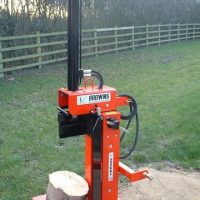 Timber & forestry equipment - Browns hydraulic log splitter