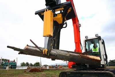 Timber & forestry equipment - Exac One tree lopper