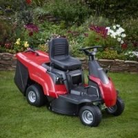 Mountfield ride on mowers at C&O Garden Machinery IOW