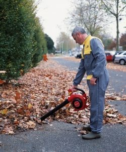 Blowers and shredders - Honda leaf blower