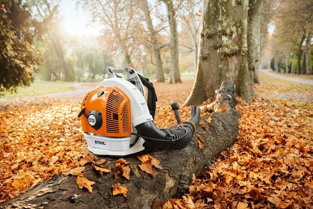 Blowers and Shredders - Stihl blower