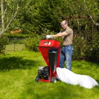 Blowers & Shredders - Lawnflite MTD 475
