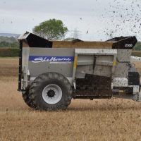 Manure Spreaders & Tankers - Shelbourne Reynolds Powermix Pro