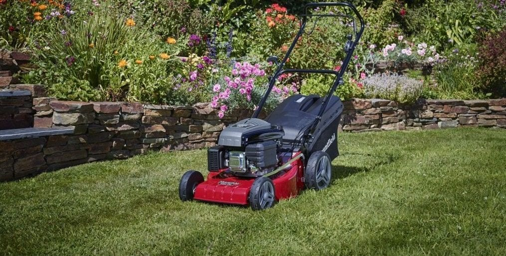Mountfield mowers at C&O Garden Machinery