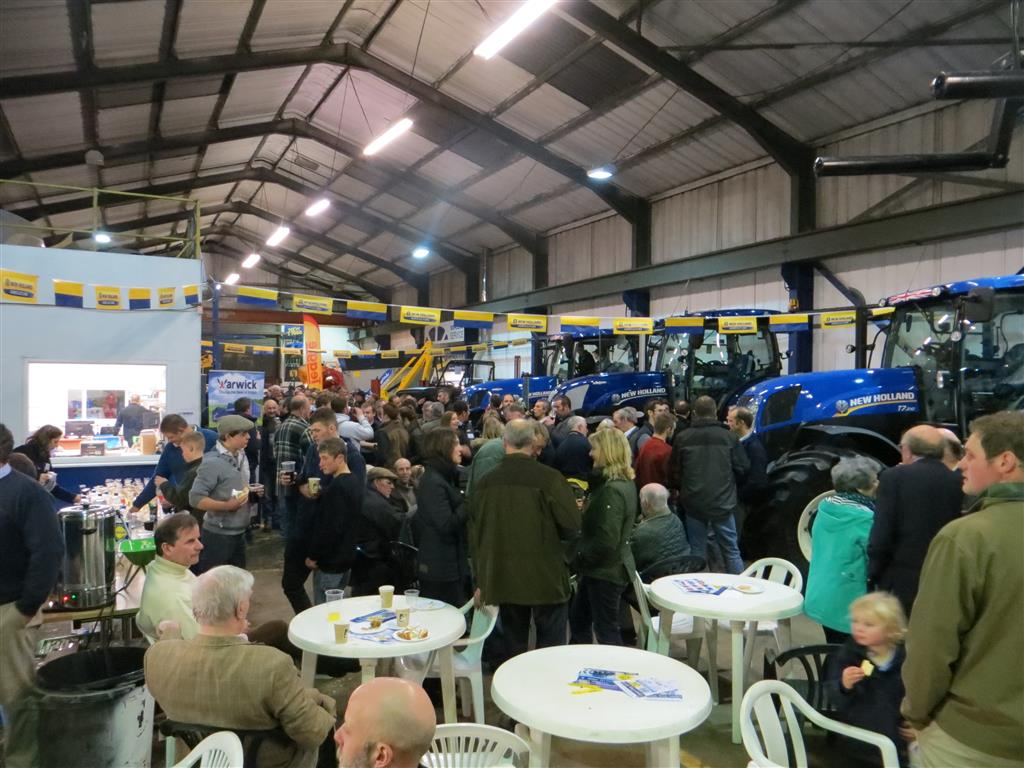 C&O Blandford 2015 Open Day