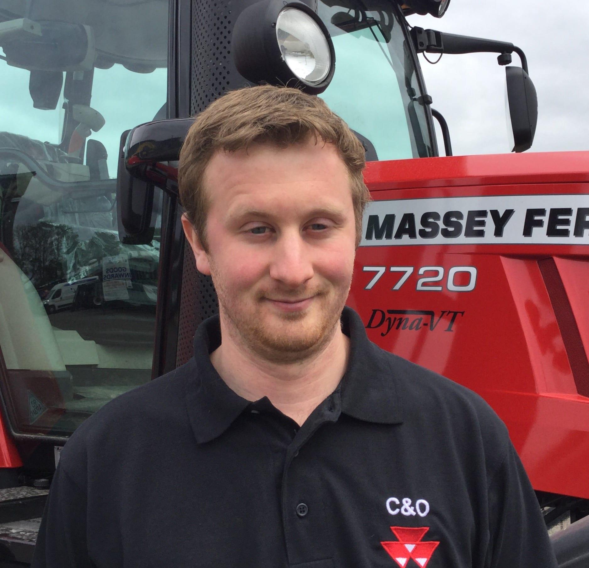 Dan Barnes - Service Manager C&O Blandford