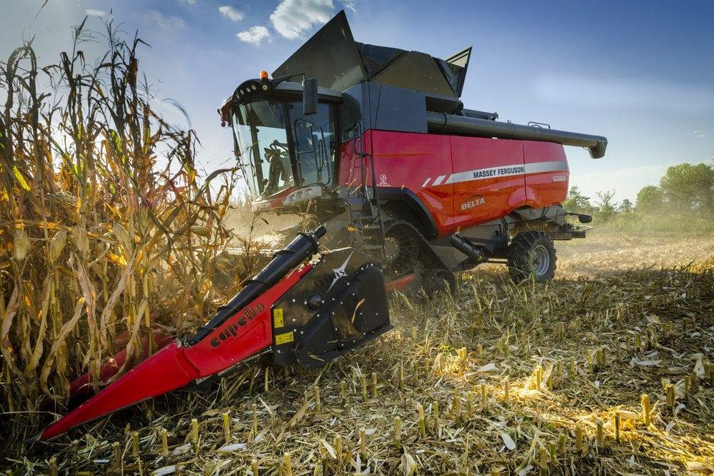 Massey Ferguson Combine Harvester DELTA