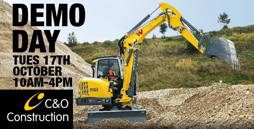 C&O Construction Demo Day