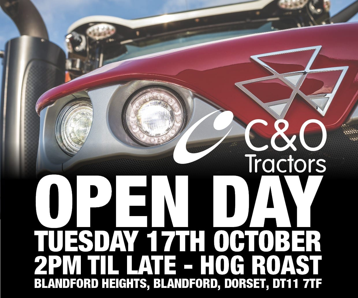 C&O Tractors Open Day 2017