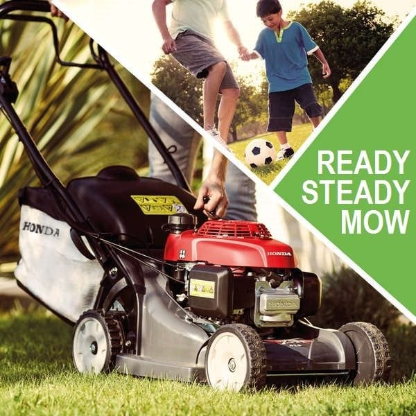 Special Offers on Honda mowers