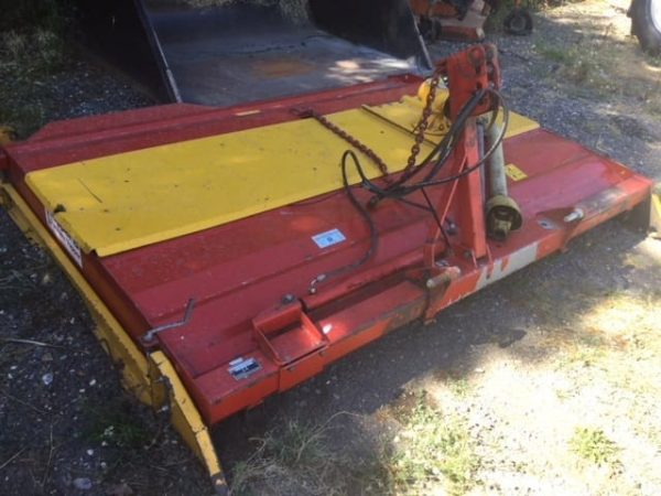 Teagle 8' finishing mower