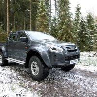 Isuzu Arctic Pick-up trucks
