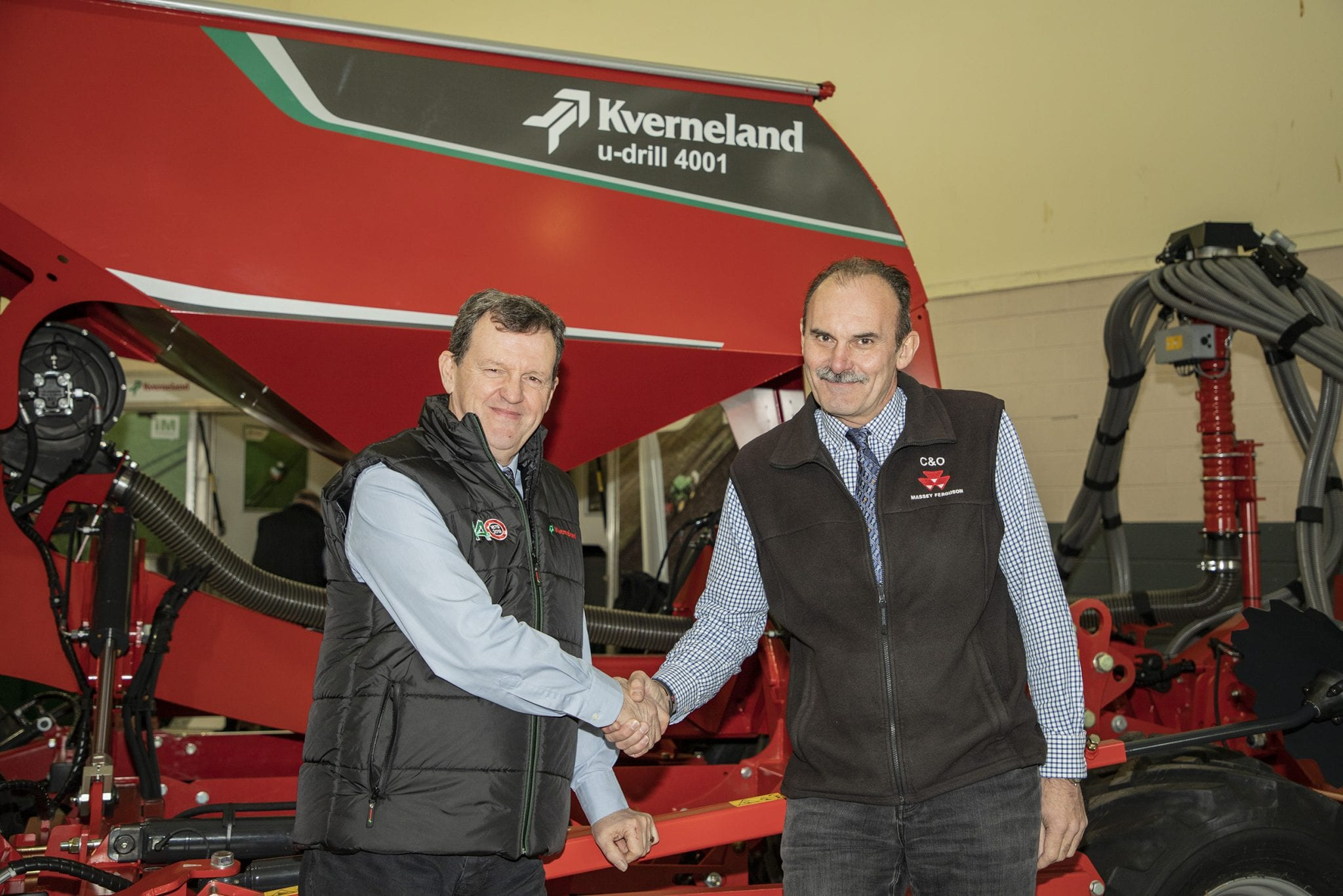 C&O offer Kverneland to more customers