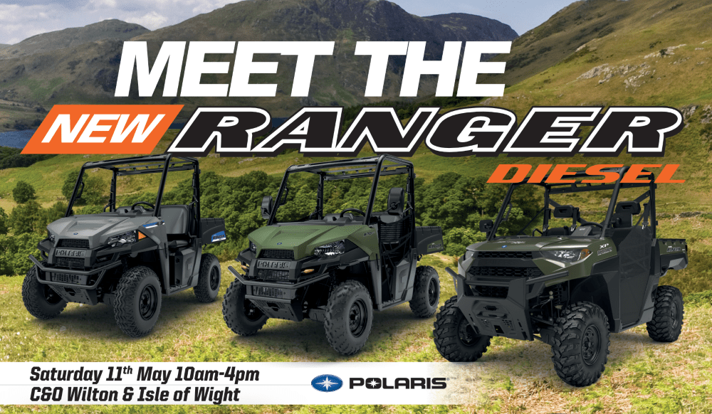 Meet the new Polaris Ranger Diesel
