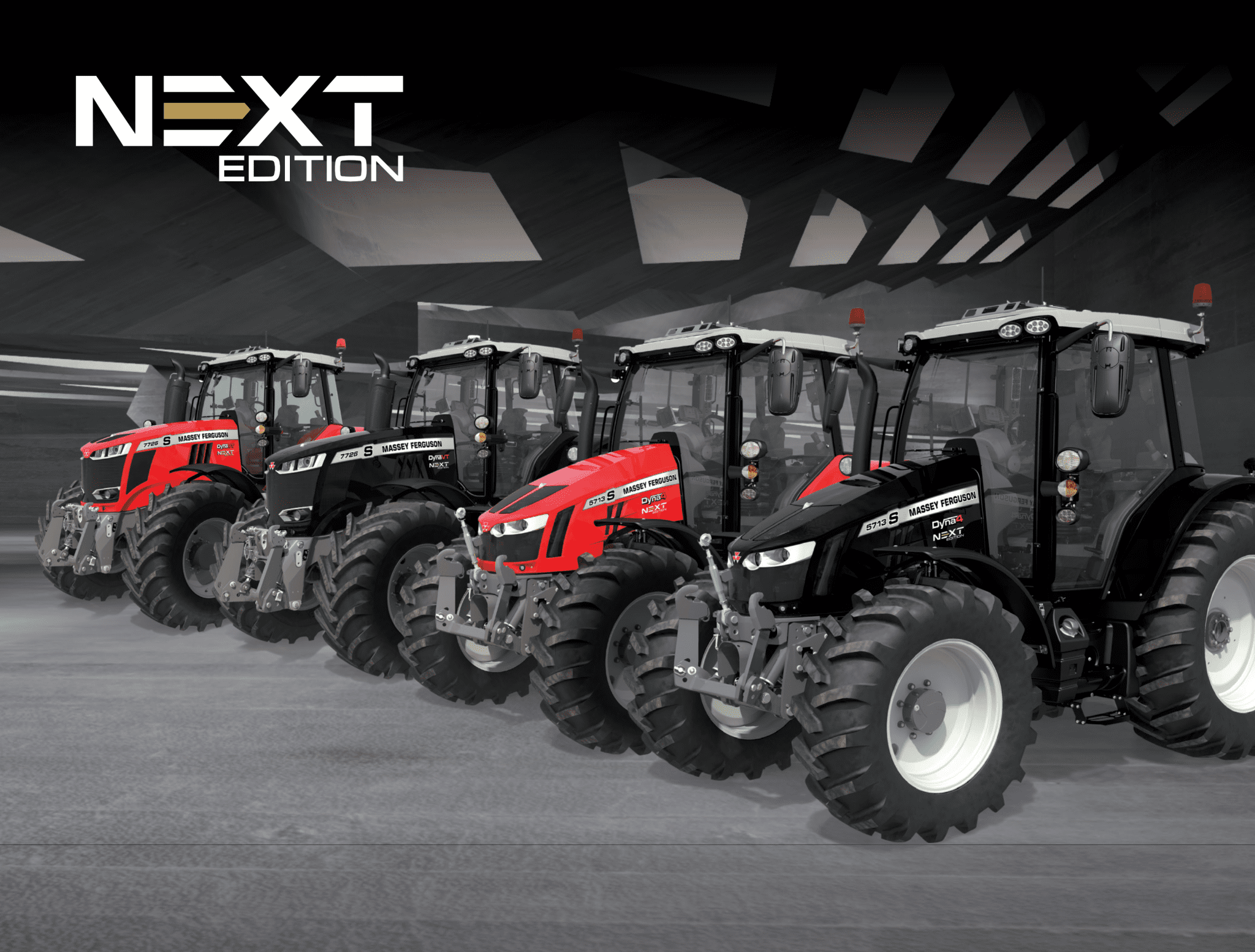 Next Edition from Massey Ferguson